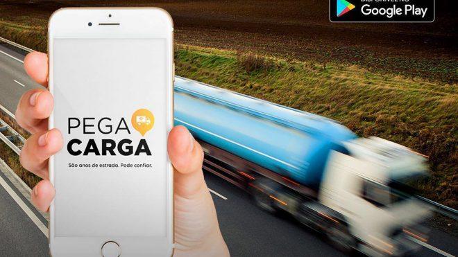 Aplicativo conecta motoristas e empresas de transporte de cargas