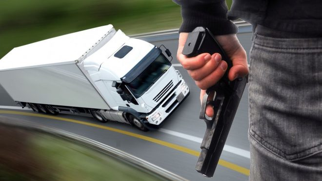 Roubo de carga a mão armada exclui a responsabilidade civil de transportadora