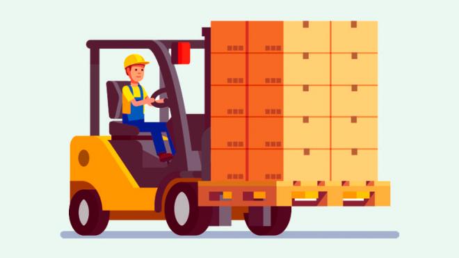 Os benefícios do transporte da carga fracionada