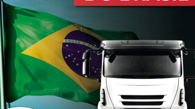 Problemas na logística do Brasil